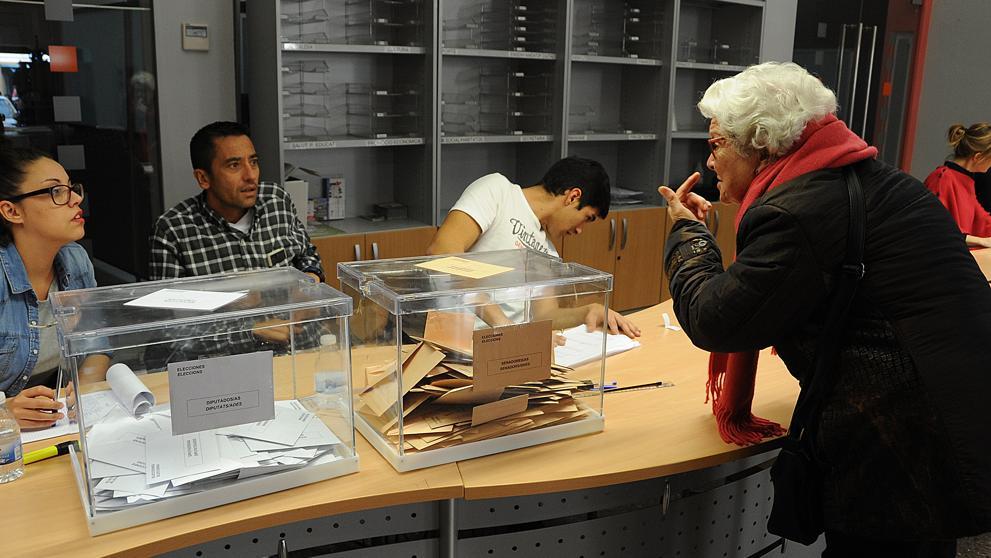 Cómo funciona el sistema electoral español