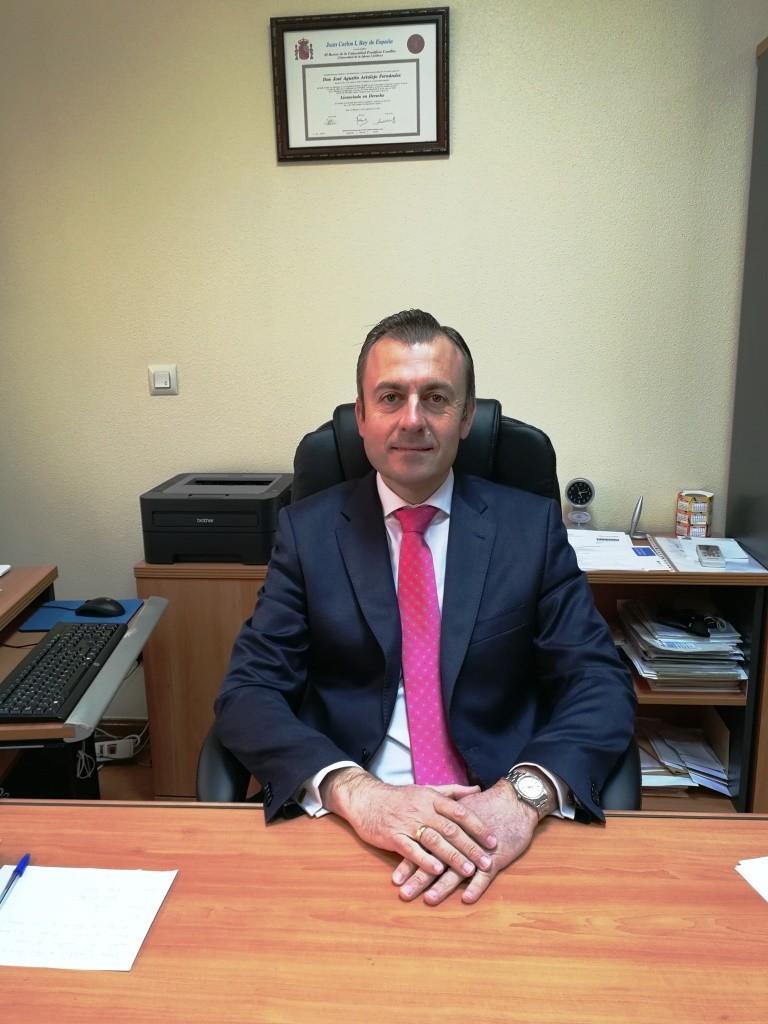 Jose Agustín Artalejo abogado