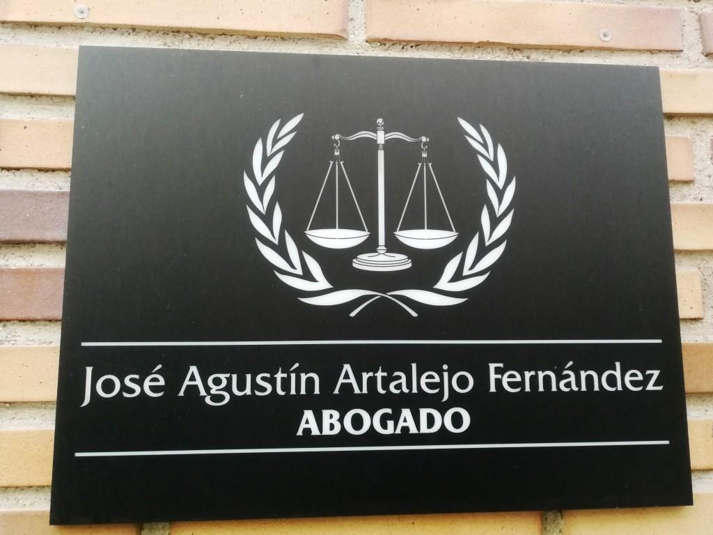 Logo Jose Agustín Artalejo abogado