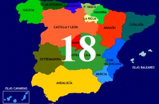 Mayoría de edad en España